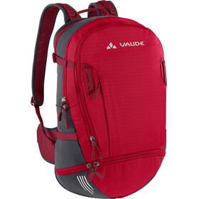 VAUDE Bike Alpin 30+5 Backpack red
